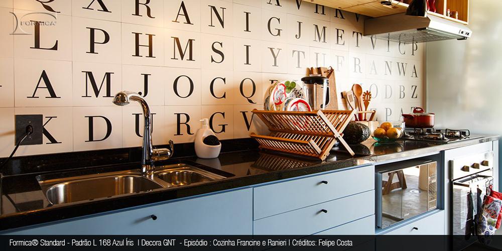 Decora GNT - Cozinha Francine e Ranieri