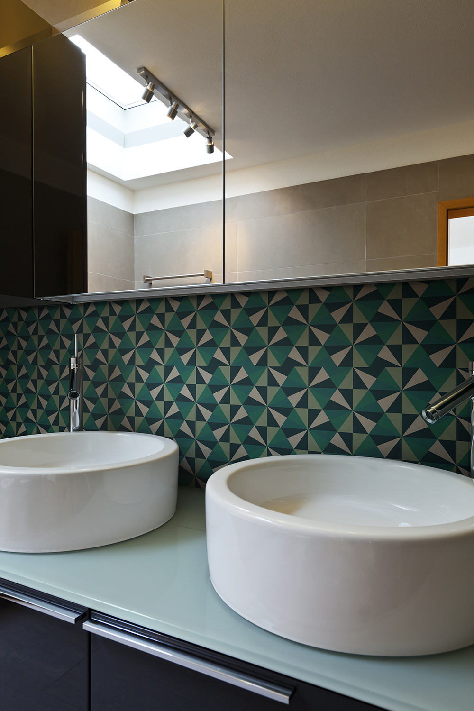 Lavabo Forest Formica® Design