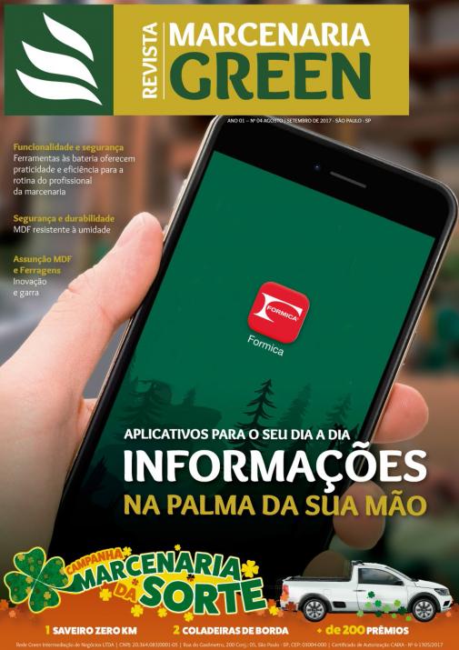 Revista Marcenaria Green