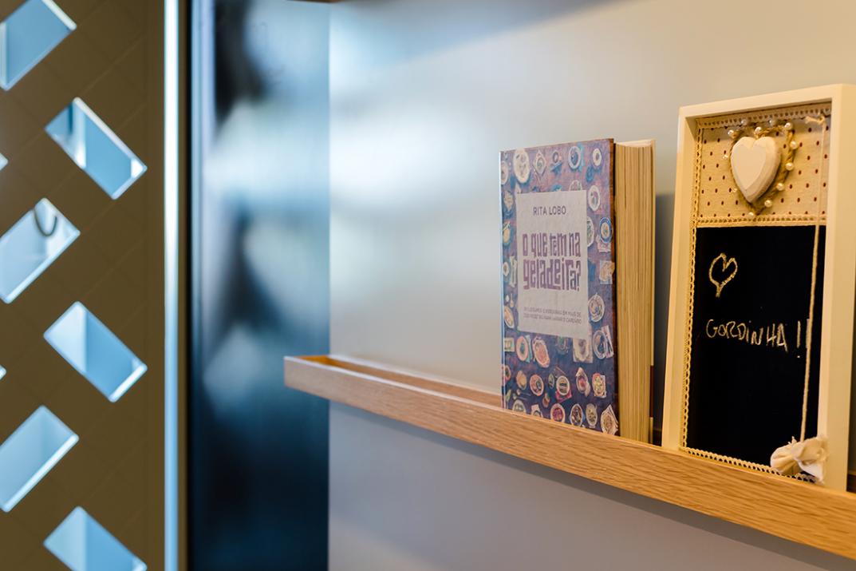 Projeto Cozinha padrão Formica Azul Iris L-168/ L 168