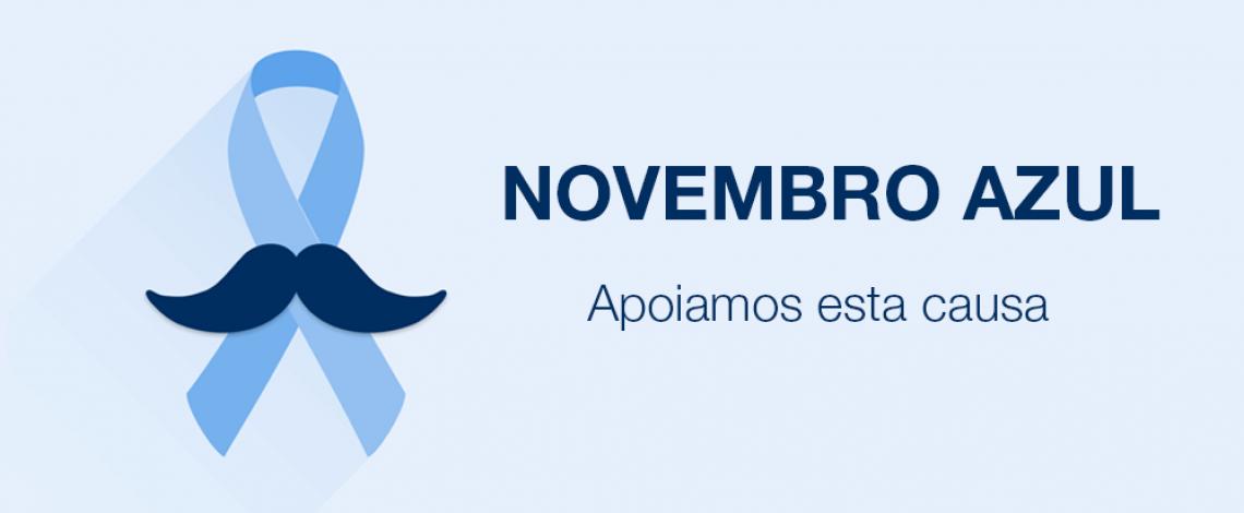 Novembro Azul – Cuide-se !