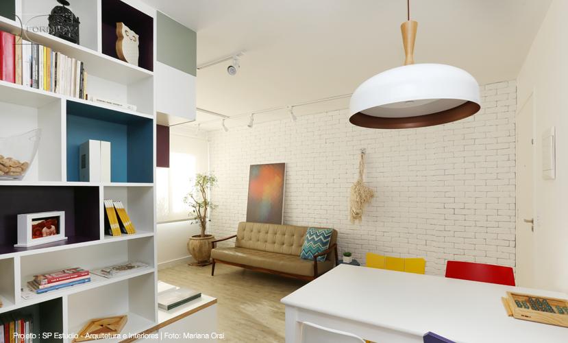Projeto SP Studio - Apto Vila Mascote