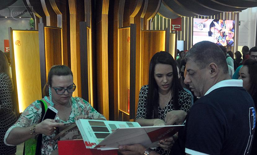 Participação da Formica na Expo Revestir 2018