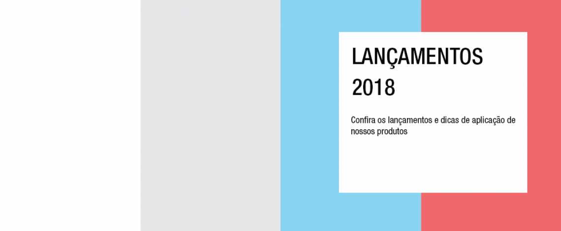 Lançamentos 2018