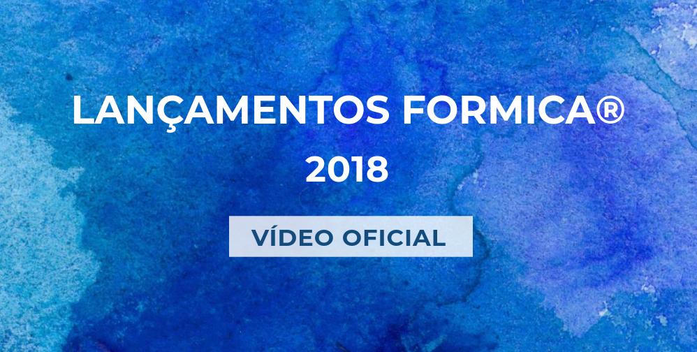 Lançamentos 2018 Formica®