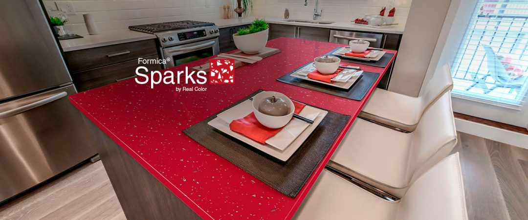 Formica® Real Color Sparks