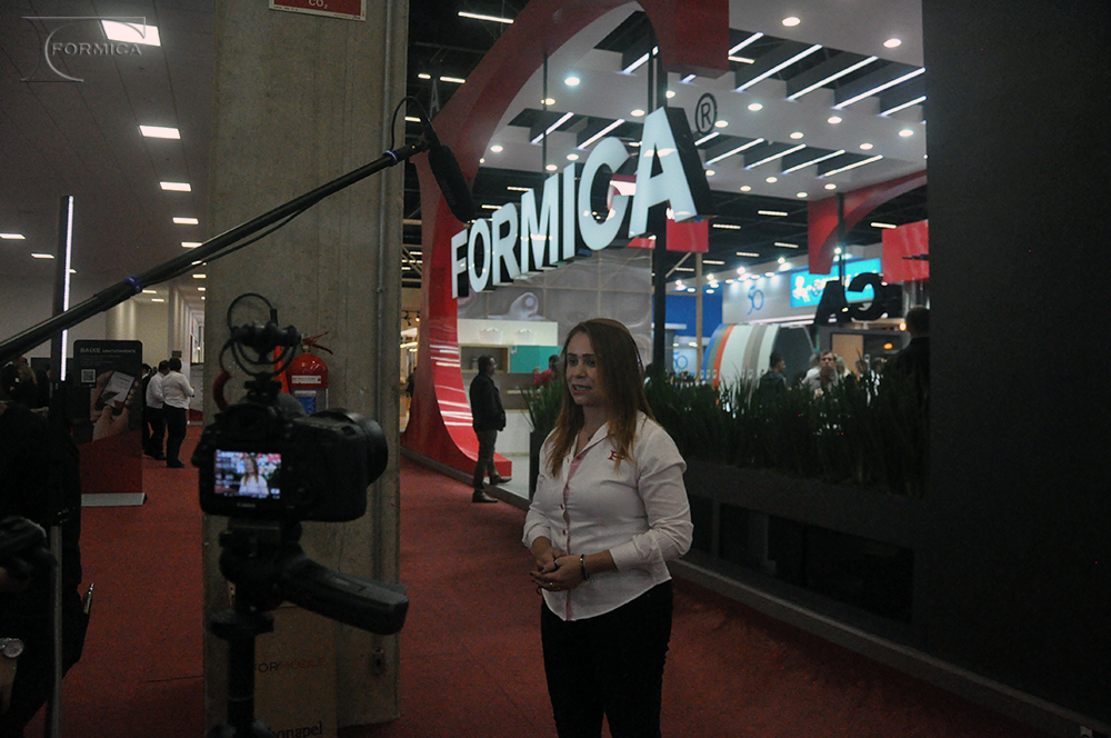 Participação da Formica® na ForMóbile 2018