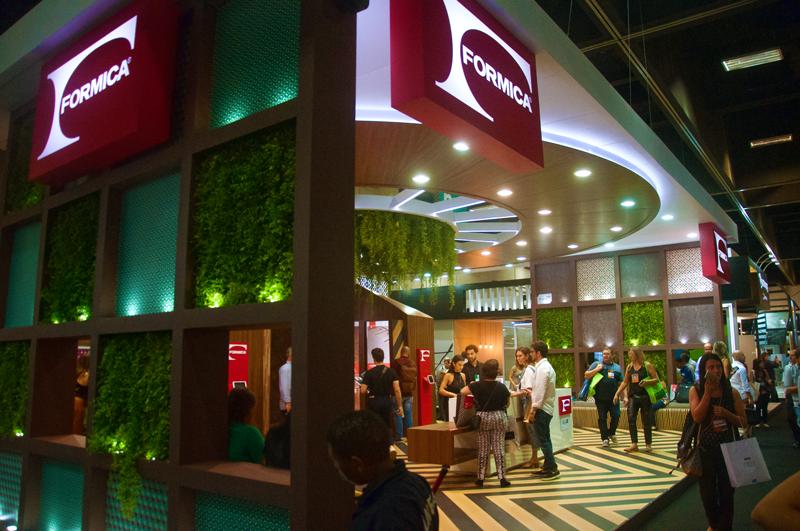 Formica® na Expo Revestir 2019