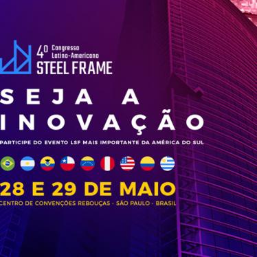 Formica® no 4. Congresso Latino-Americano Steel Frame